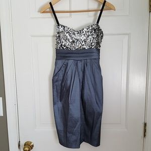 City Triangles Sparkly Party Dress Size 7